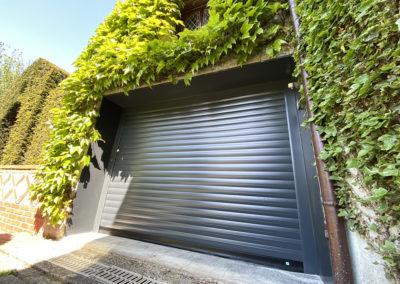 Porte garage_woodworks