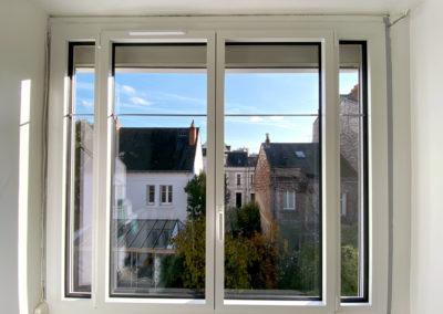 Fenêtre, woodworks