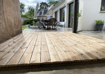 Terrasse appentis bois_woodworks